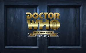 50th Anniversary Dr Who